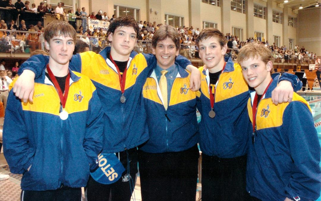 Seton Wins State Swimming Championship!