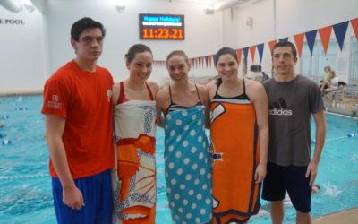 Cystic Fibrosis Swim-a-thon 2014 Photo Album