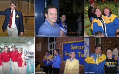 Seton Swimming Coaches Photo Album